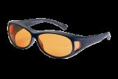 overzetbrillen - VZ-0007C oranje HC