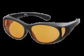overzetbrillen - VZ-0002C oranje HC