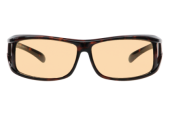 overzetbrillen - VZ-0001D licht oranje HC